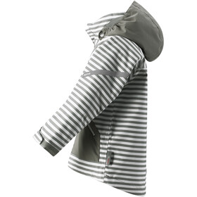 Reima Nummi Jacket Jungs clay grey